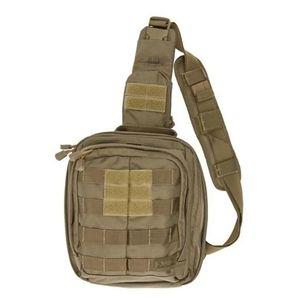 NWT! 5.11 TACTICAL RUSH BAG  moab6 shoulder bag